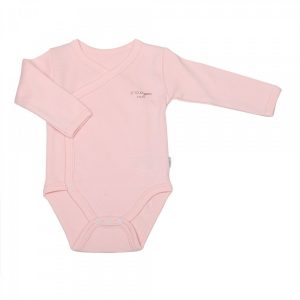 Body Organique Rose Manches Longues